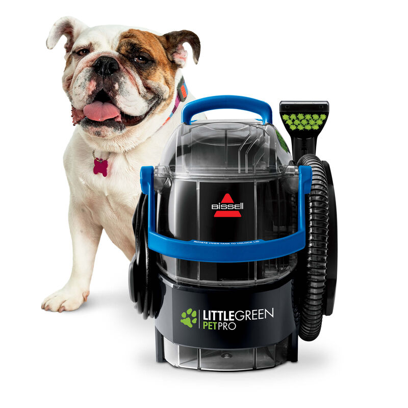 BISSELL Little Green® Pet Pro Portable Carpet Cleaner 2891 Hero