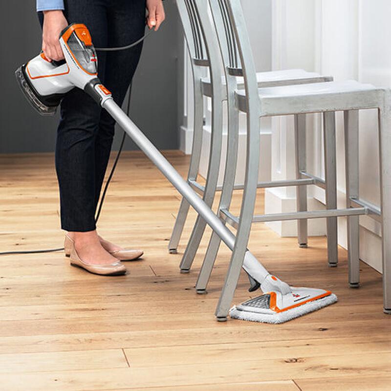 PowerFresh Slim Steam 2181 BISSELL Steam Cleaner Steam Mop Kitchen Floor