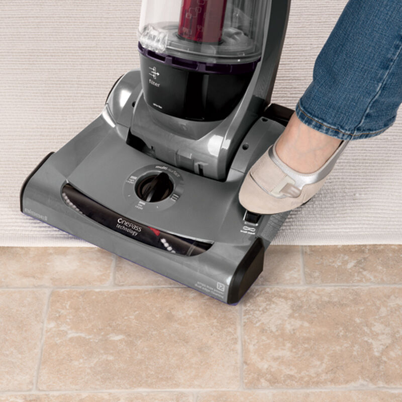 CleanView Deluxe MultiSurface Vacuum 2412 Brush On Off Switch