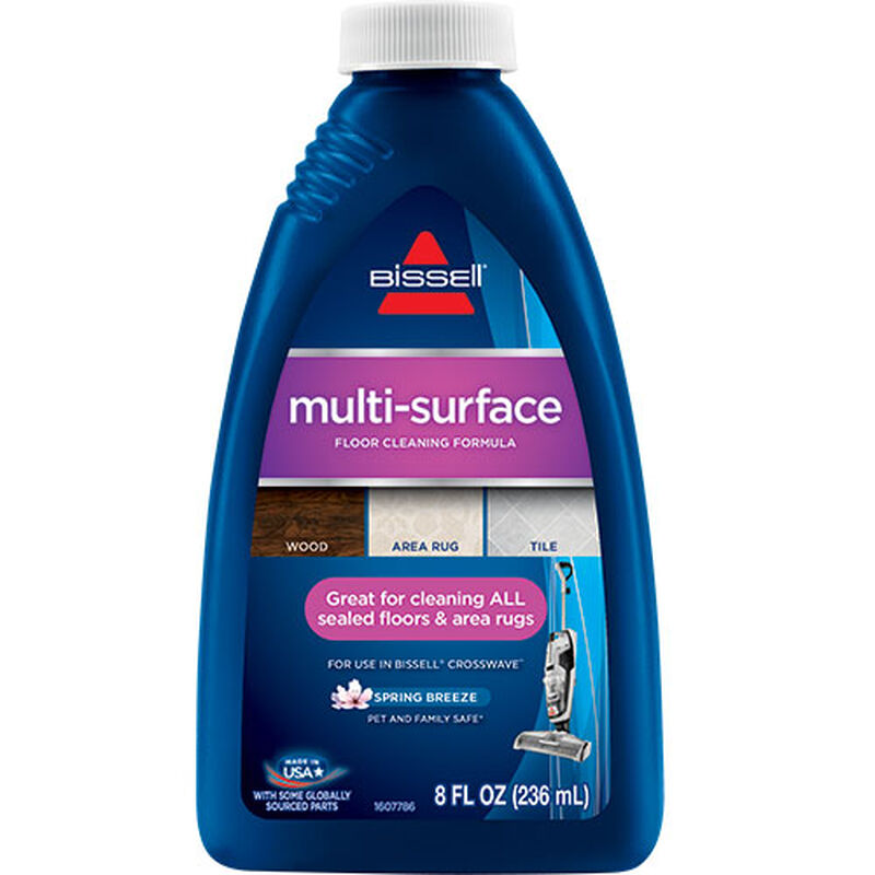 BISSELL Crosswave Wet Dry Floor Cleaner Multi Surface FloorCleaner Formula 1607816