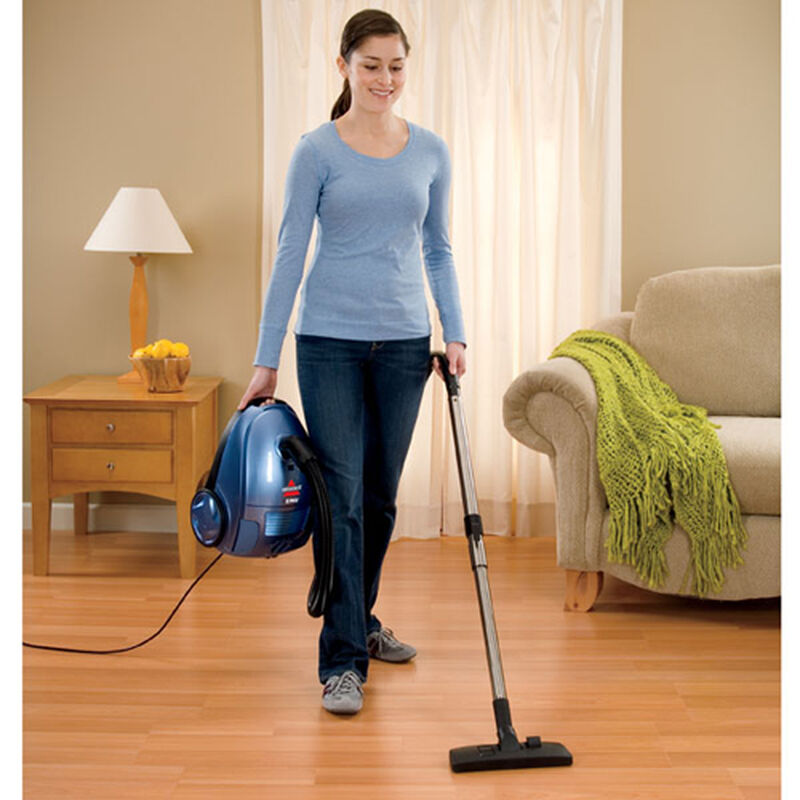 Zing Bagged Canister Vacuum 22Q3 lightweight