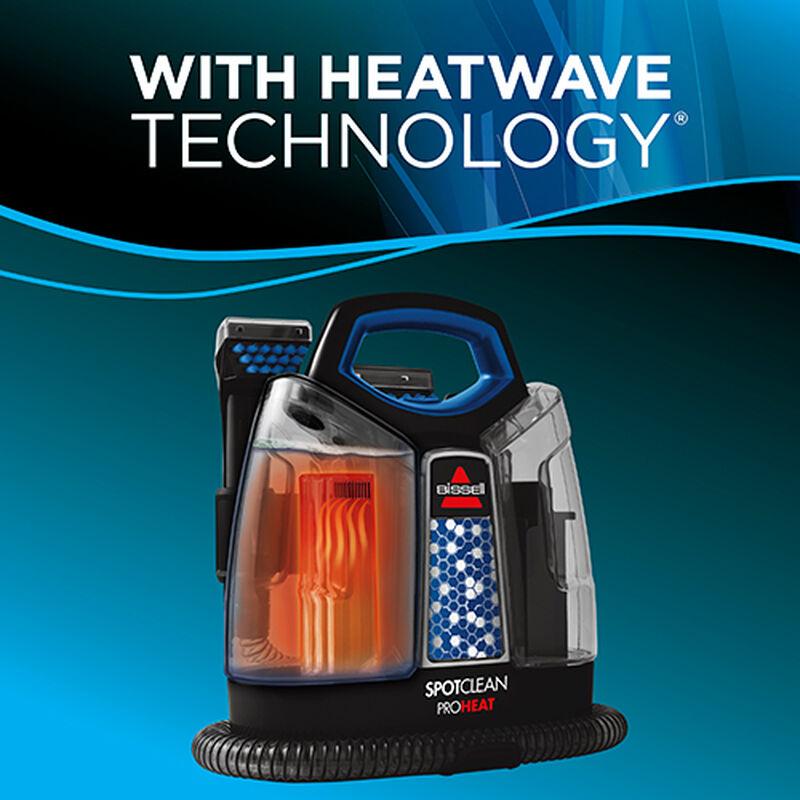 Spotclean Proheat Portable Carpet Cleaner Heatwave Technology