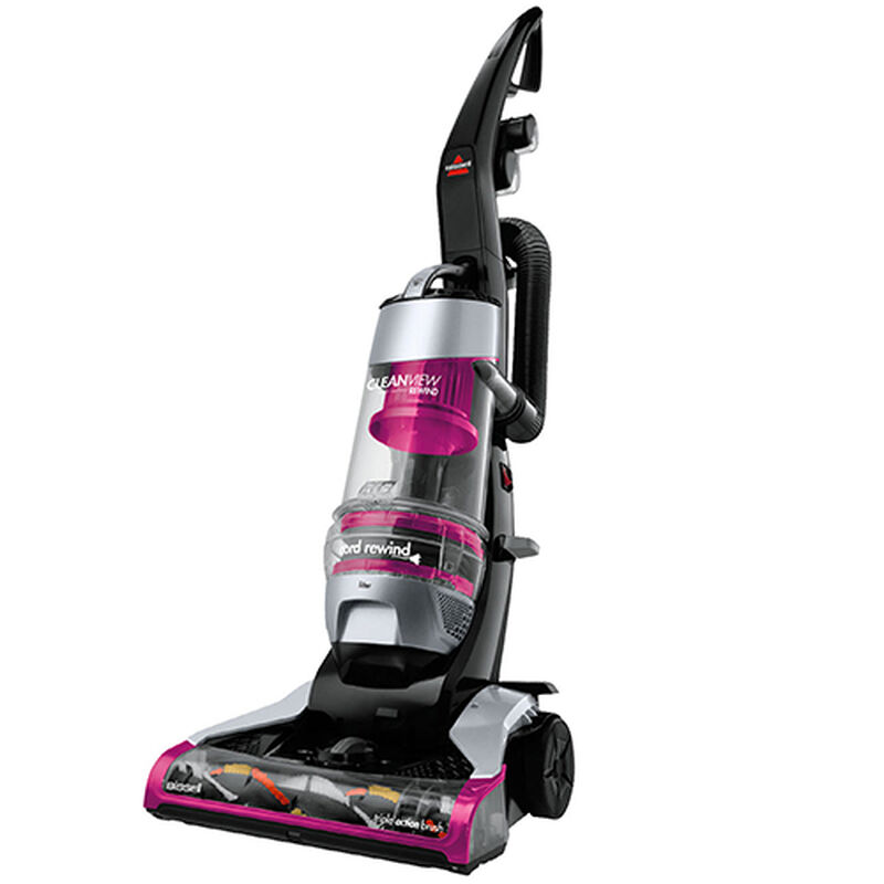 Cleanview Plus Rewind 13321 BISSELL Vacuum Cleaners Left Foot