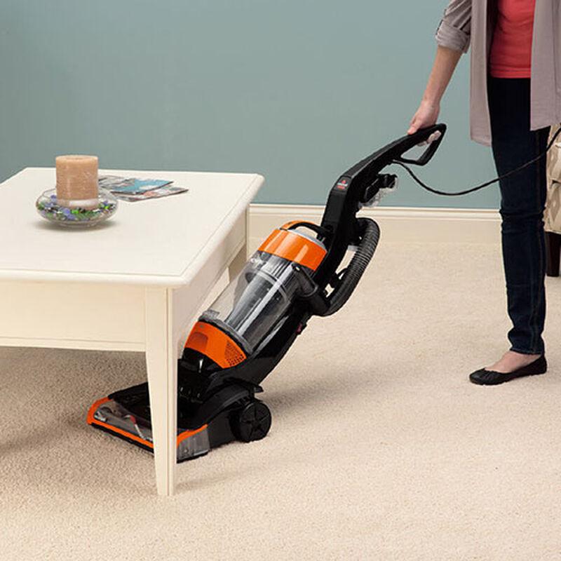 PowerClean 1330K BISSELL Vacuum Cleaner Under Table