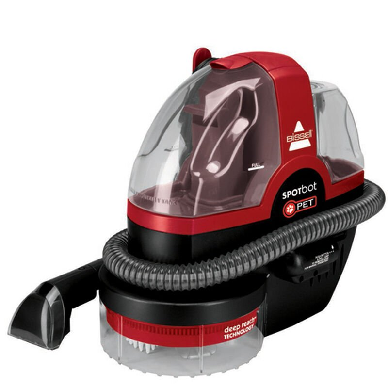Spotbot Pet Portable Carpet Cleaner 33N8T Side View