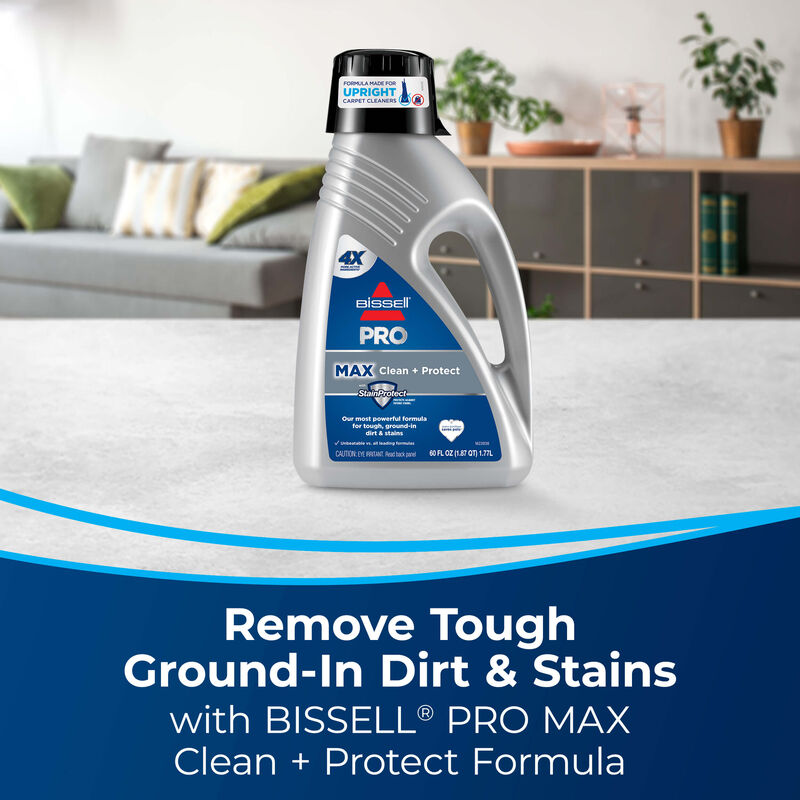 BISSELL ProHeat® Essential Upright Carpet Cleaner 1887 Dirt and Stain Removal