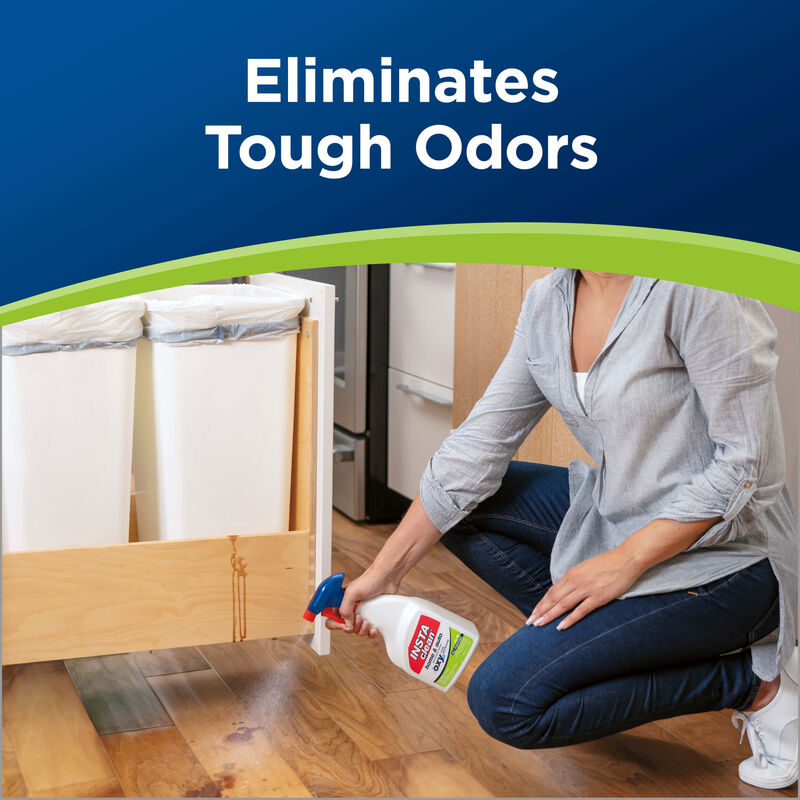 InstaClean™ Home & Auto Pre-treat Stain & Odor Remover Eliminates odors