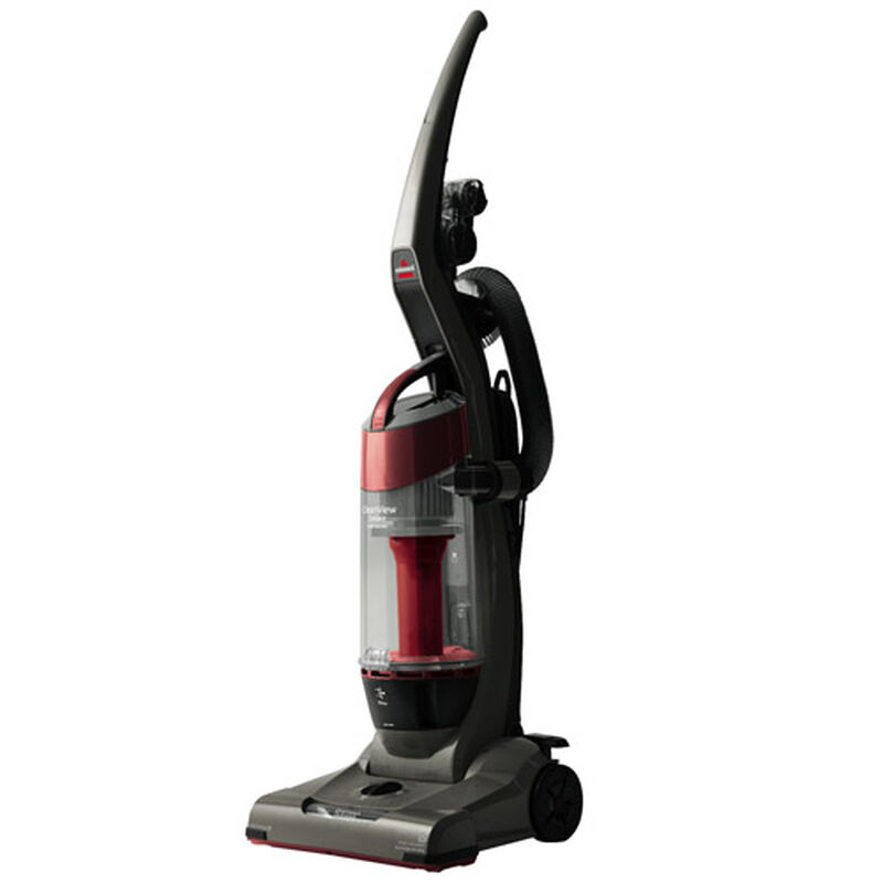 CleanView Deluxe Vacuum 24101 Side Angle View