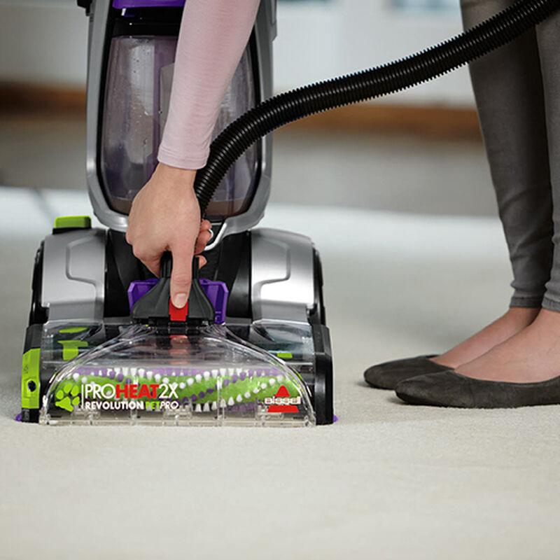 ProHeat 2X Revolution Pet Pro 1986 BISSELL Carpet Cleaner Machine Hose Attachment