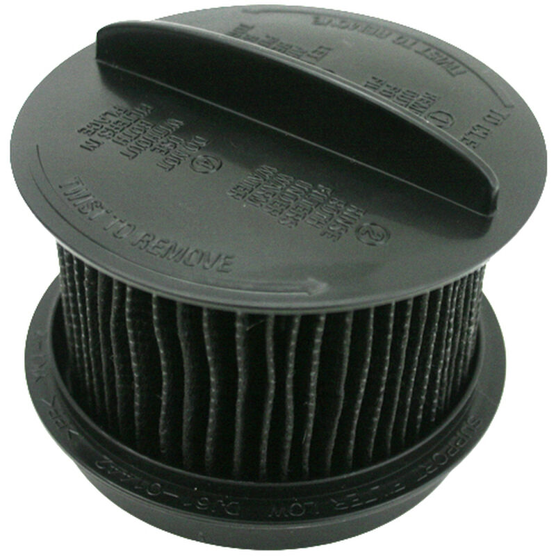 Pleated Circular Filter For Rewind Vacuums 73K1 1