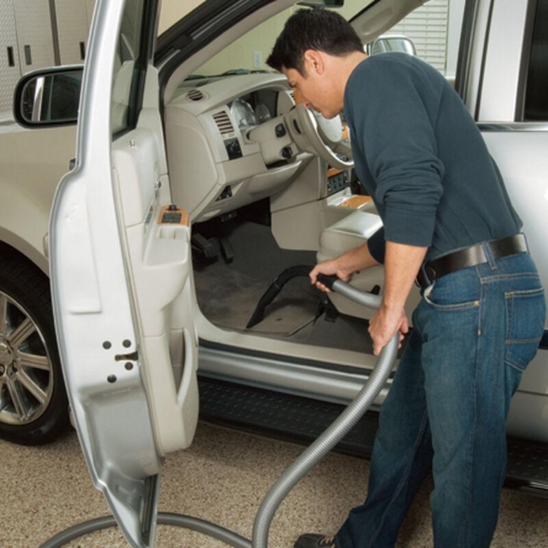 Garage Pro Wet Dry Vacuum 43Z38 car upholstery