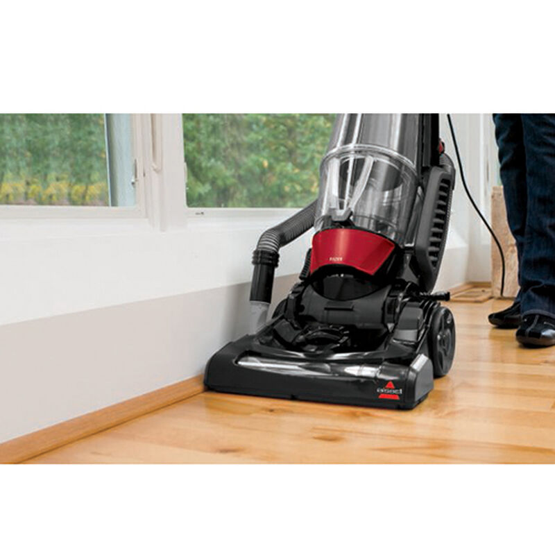 Total Floors Upright Vacuum Edge Suction