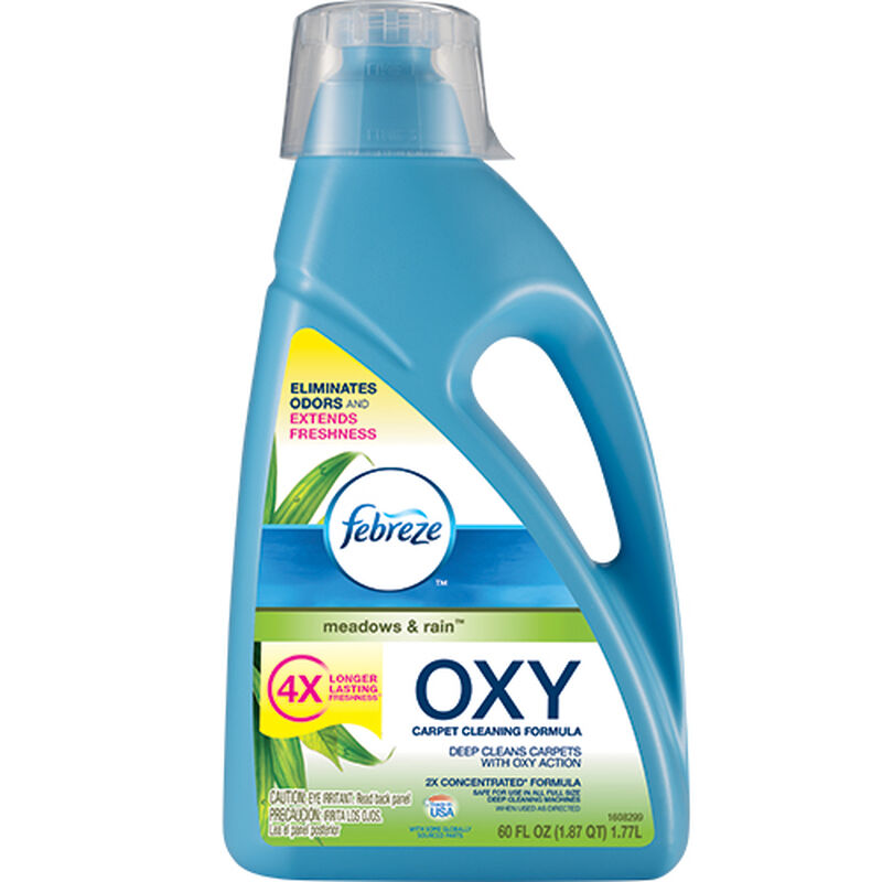Febreze Meadow and Rain Oxy Formula 8217