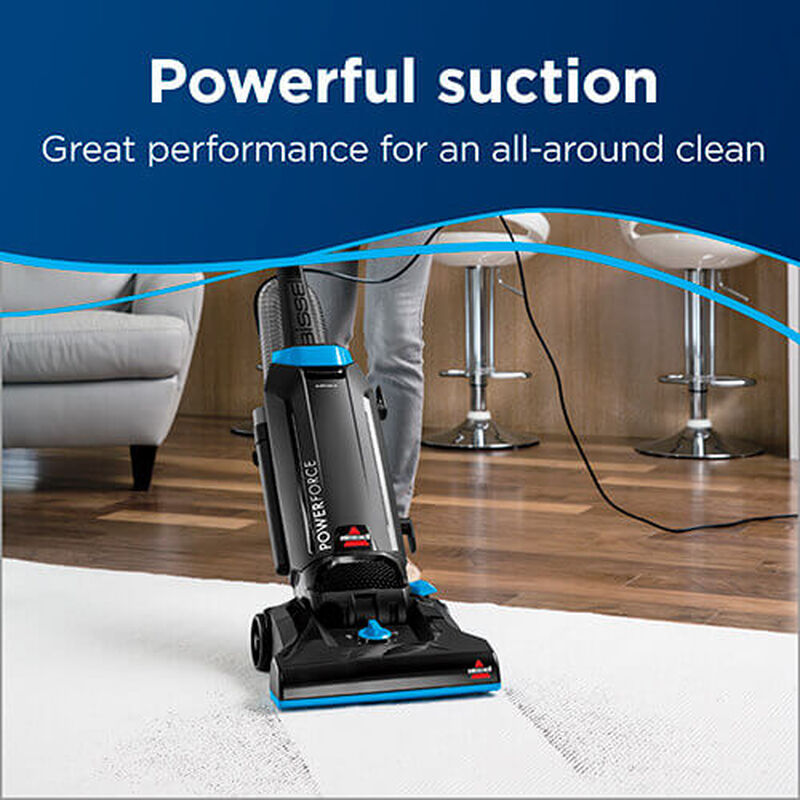 PowerForce_Bagged_1739_BISSELL_Vacuum_Cleaner_Suction