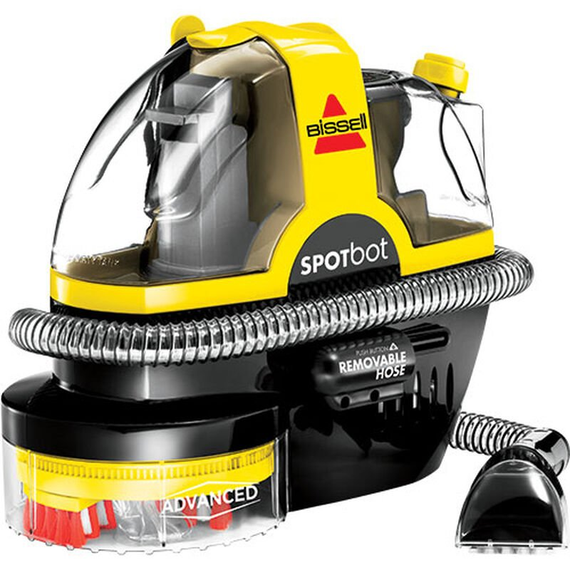 Spotbot Spot and Stain Carpet Cleaner 1711 side