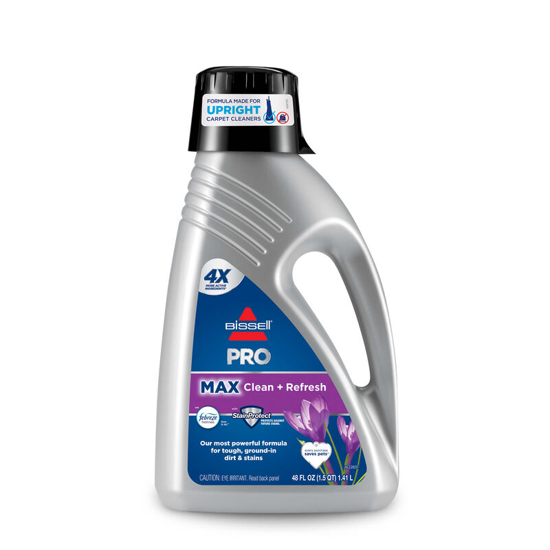 PRO MAX Clean + Refresh with Febreze Carpet Cleaning Formula 2515 Front