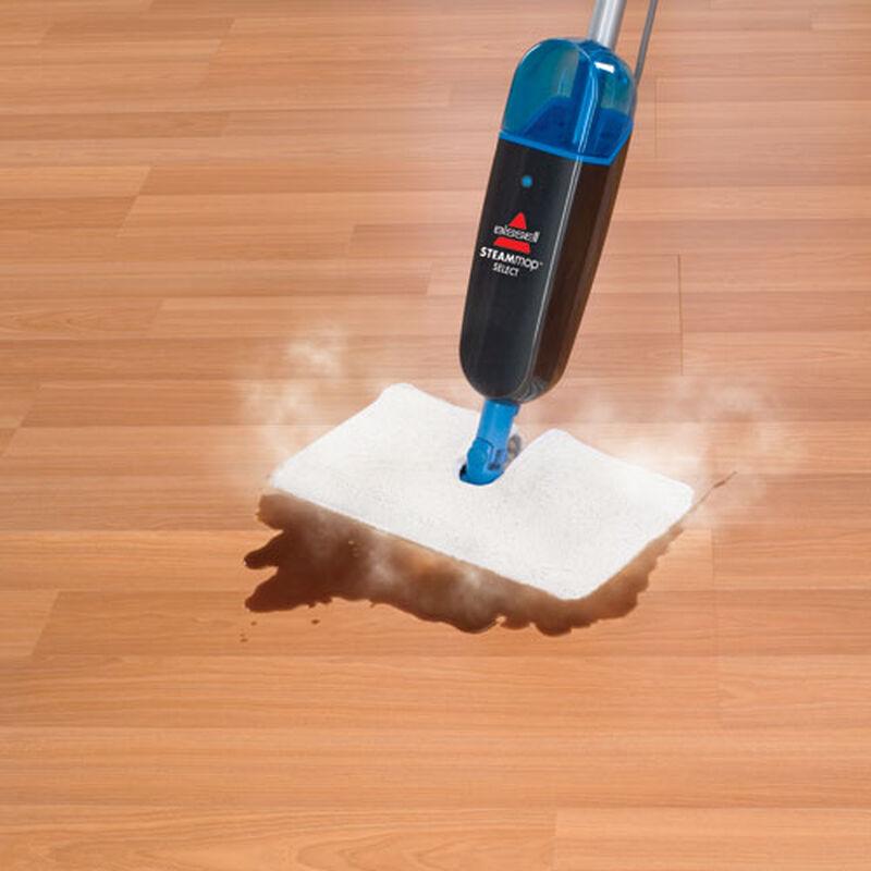 Steam Mop Select Steam Cleaner 80K6 spills