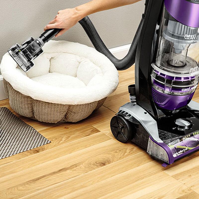 CleanView Rewind Pet Deluxe 1838 BISSELL Vacuum Cleaner Pet Bed