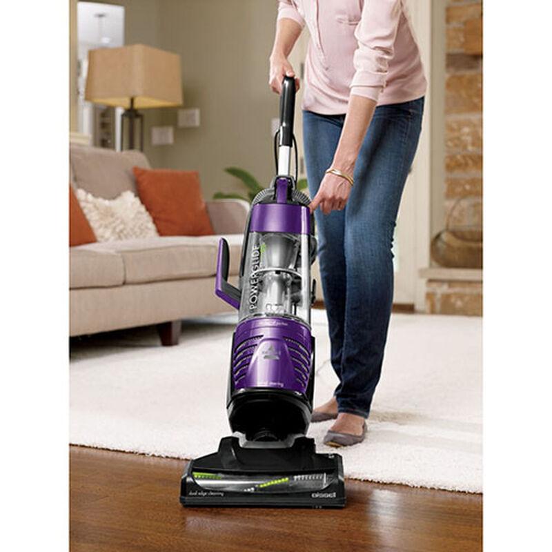 BISSELL PowerGlide® Deluxe Pet 27636 vacuuming hard  floors
