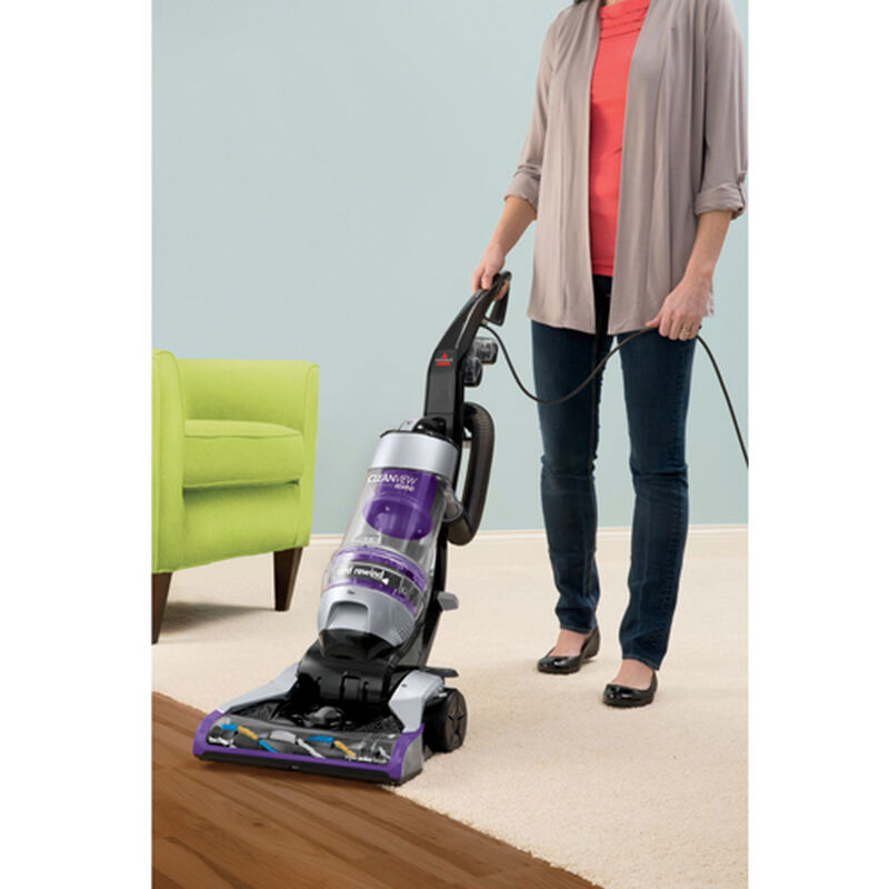 CleanView Deluxe Rewind Upright Vacuum 1322 Brush On Off Switch