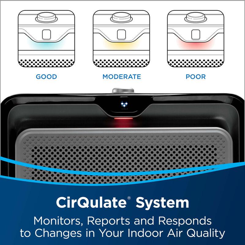 BISSELL air220 Air Purifier 2609A CirQulate System