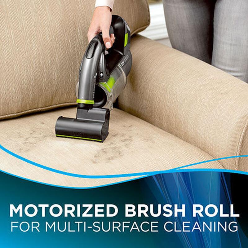 Multi Hand Held Car Vacuum TurboBrush Couch