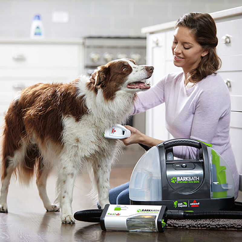Bark Bath Portable Dog Bath Cleaner Dog Wash and Shampoo