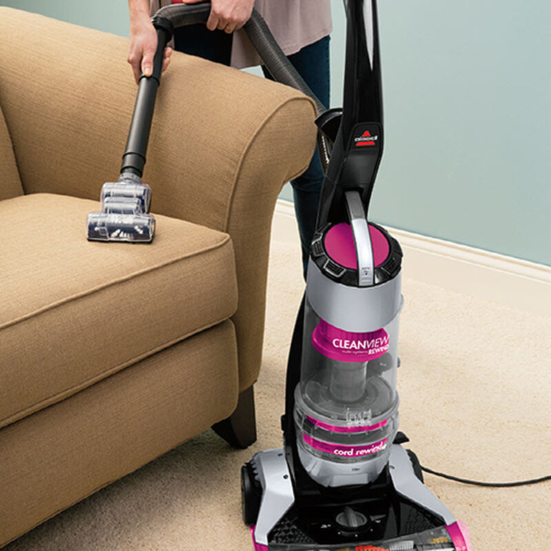 Cleanview Plus Rewind 13321 BISSELL Vacuum Cleaners Couch