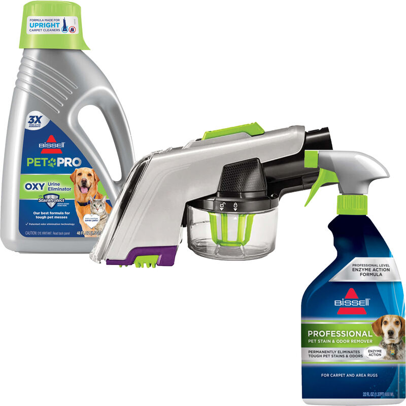 Pet Upholstery Tool Bundle for BISSELL Upright Carpet Cleaners B0059