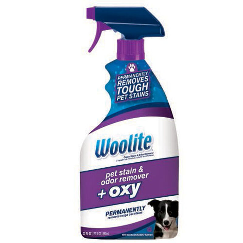 Woolite Carpet Pet Stain Odor Oxy Spot Cleaner