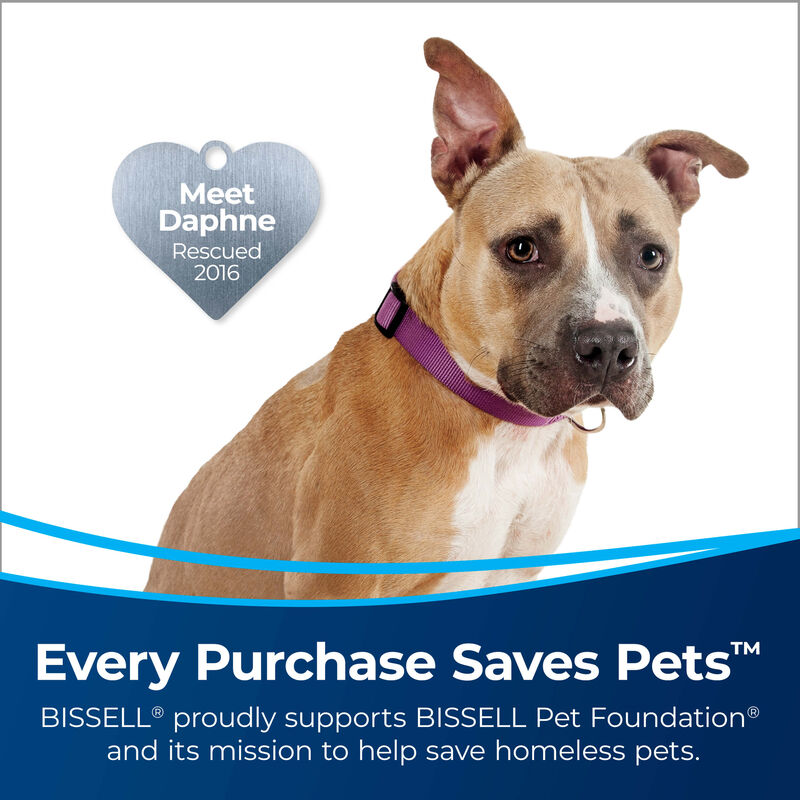 BISSELL® ICONpet™ EDGE Cordless Vacuum 2894A Save Pets
