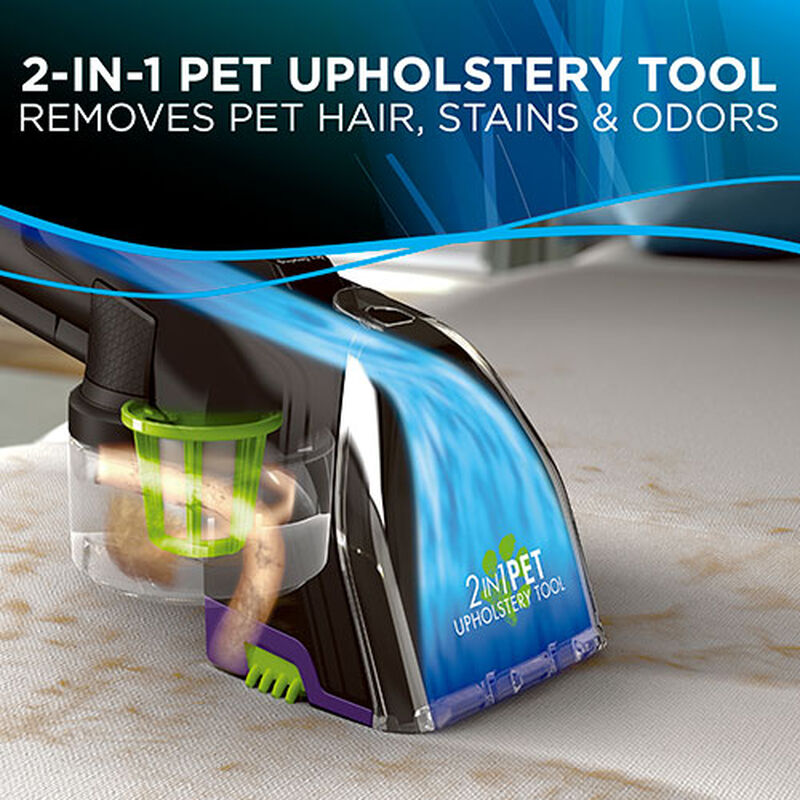 ProHeat_2X_Revolution_Pet_Pro_2383_BISSELL_Carpet_Cleaner_2_in_1_Pet_Tool