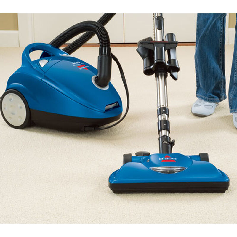 CleanAlong Bagged Canister Vacuum 48K2 powerfoot