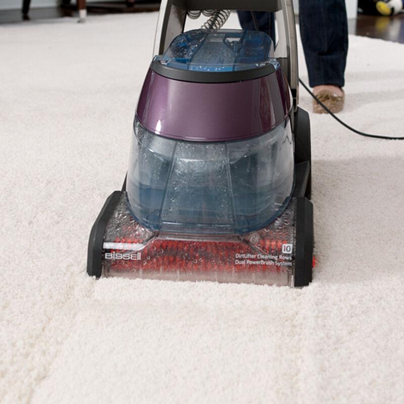 DeepClean Premier Carpet Cleaner 47A22 Cleaning Path