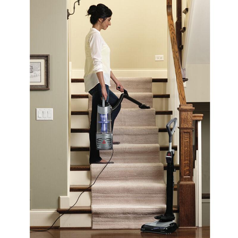 Powerglide Premier Pet LiftOff Vacuum 27638 stairs
