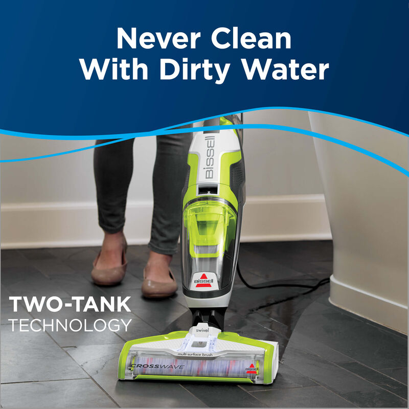 BISSELL CrossWave All-in-One Multi-Surface Wet Dry Vac 1785 Multi Surface