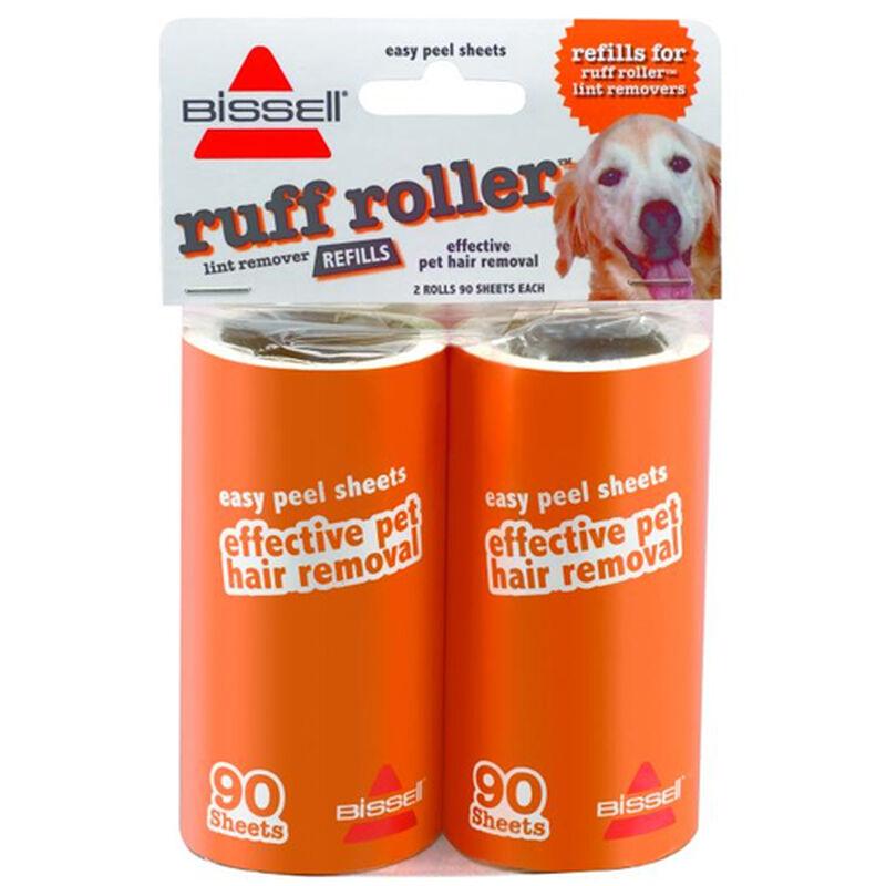2 in 1 Ruff Roller Refills 2pk 48H5
