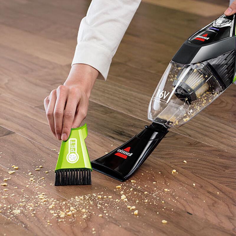 BOLT Cordless Hand Held Vacuum Scoop Tool