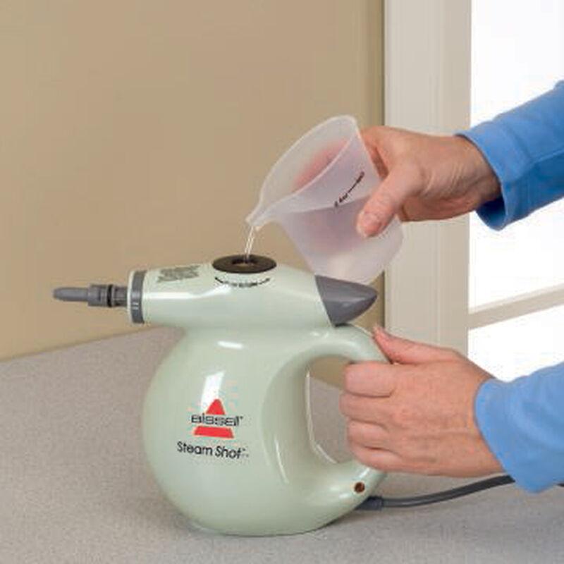 Steamshot Handheld Steam Cleaner 39N7A filling