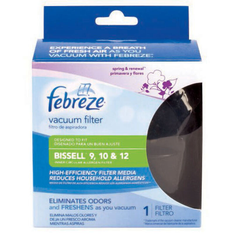 Febreze Filter PowerForce Bagless 2038091 BISSELL Vacuum Cleaner Parts
