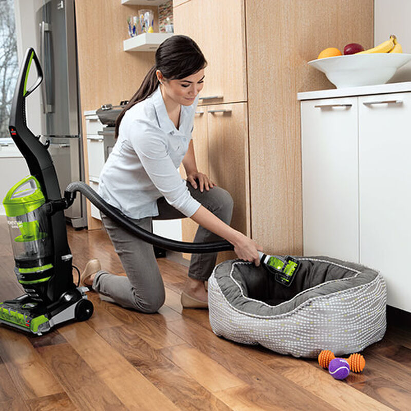 Momentum Rewind Pet 1792P BISSELL Vacuum Cleaners Pet Bed