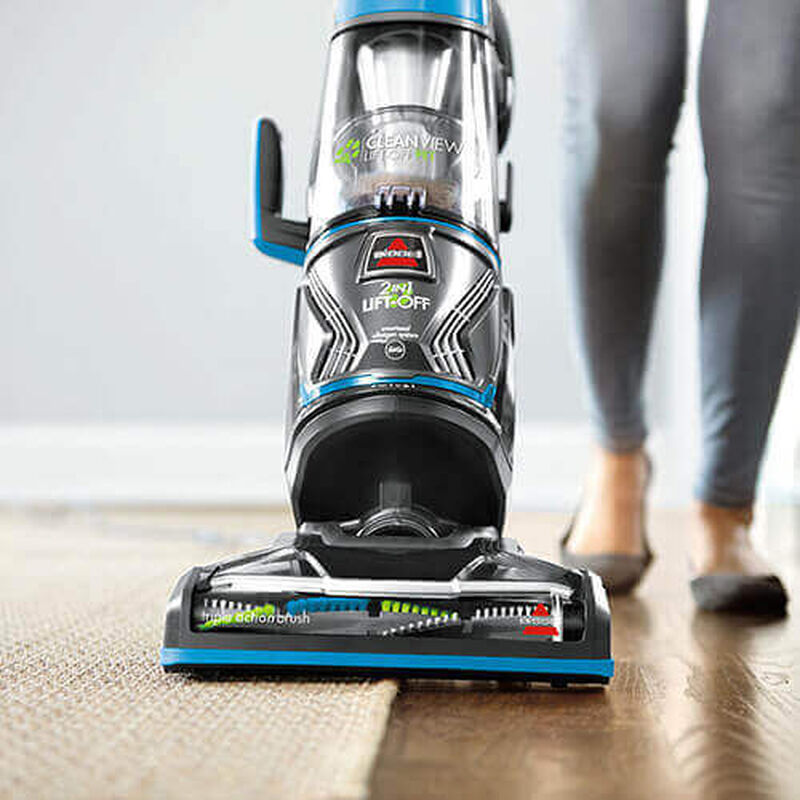 CleanView_Lift_Off_2043U_BISSELL_Vacuum_Cleaner_Change_Flooring