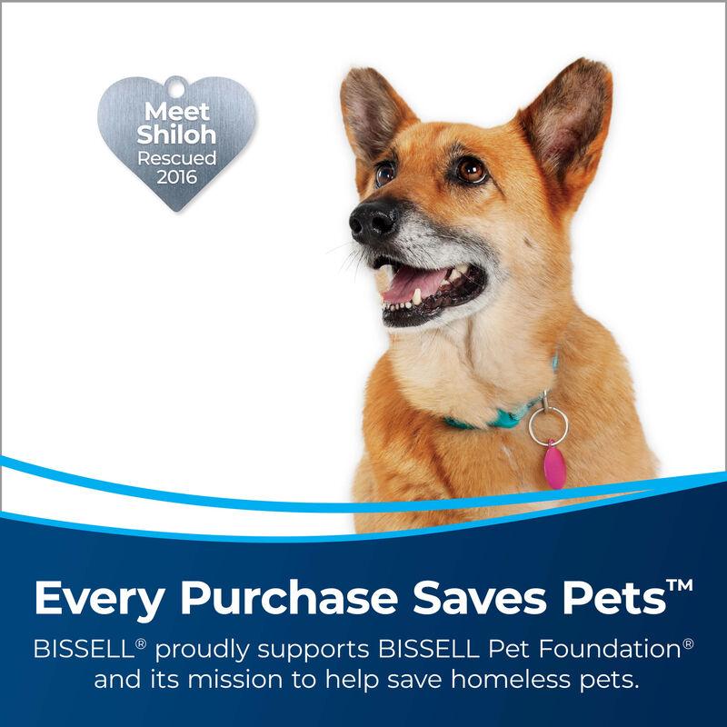 BISSELL CleanView® Pet Slim Corded Vacuum 28311 Save Pets