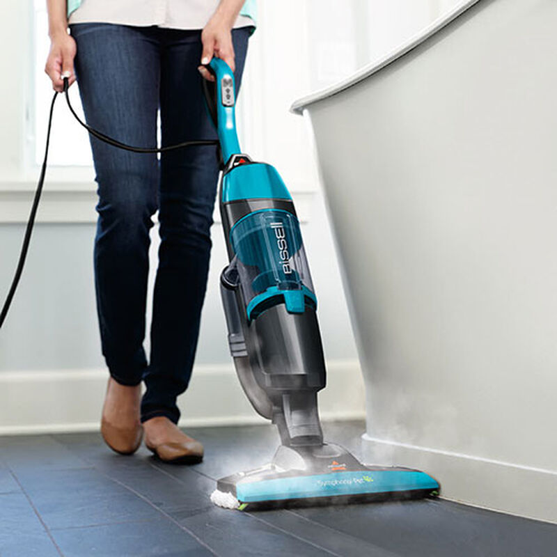 Symphony Pet Steam Vac and Hard Floor Tile Cleaner