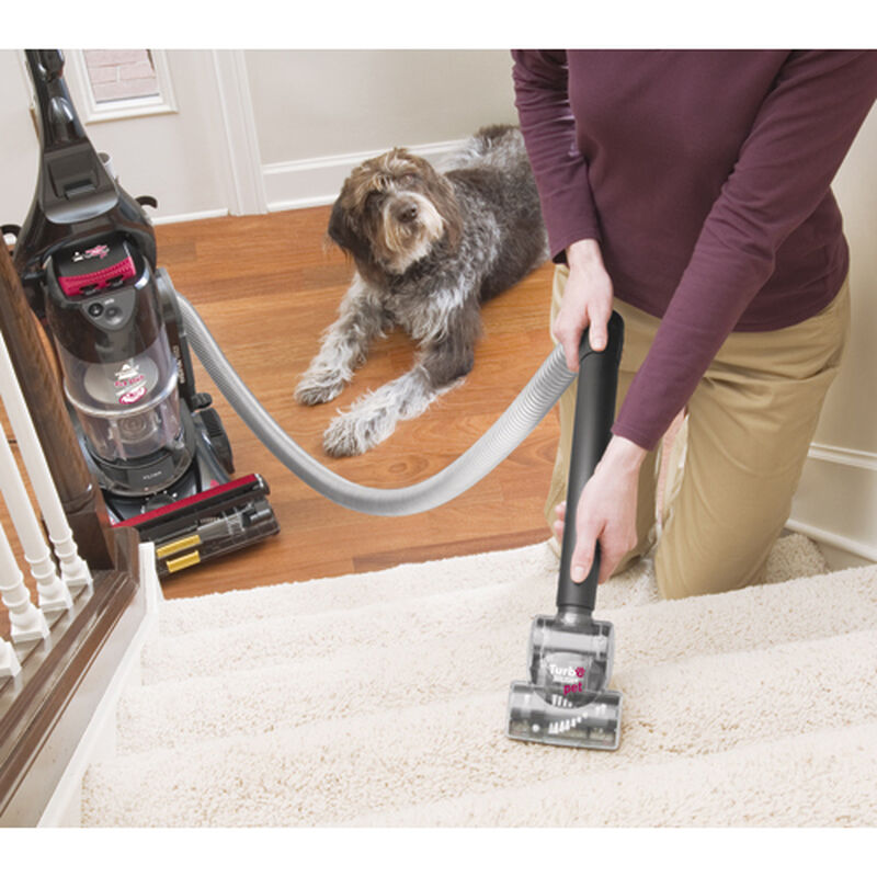 Pet Hair Eraser Vacuum 87B4 Stair Cleaning