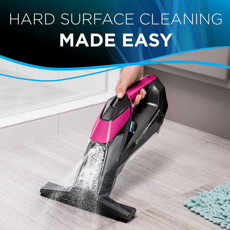 Pet Stain Eraser Hard Surface Cleaning