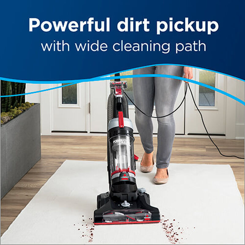 Powerforce Helix Turbo Bagless Upright Vacuum 2190 Bissell