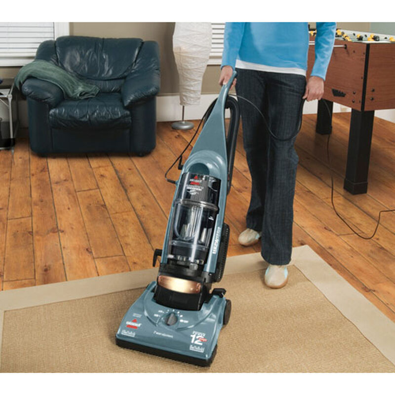Cleanview II Upright Vacuum 35741 Rug Vacuuming