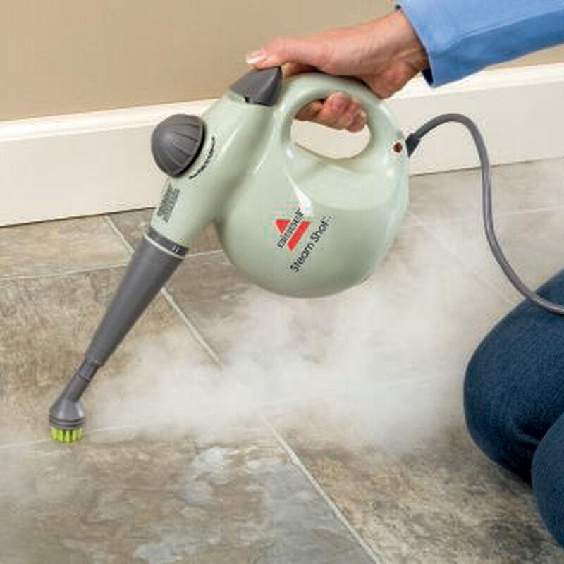 Steamshot Handheld Steam Cleaner 39N7A grout
