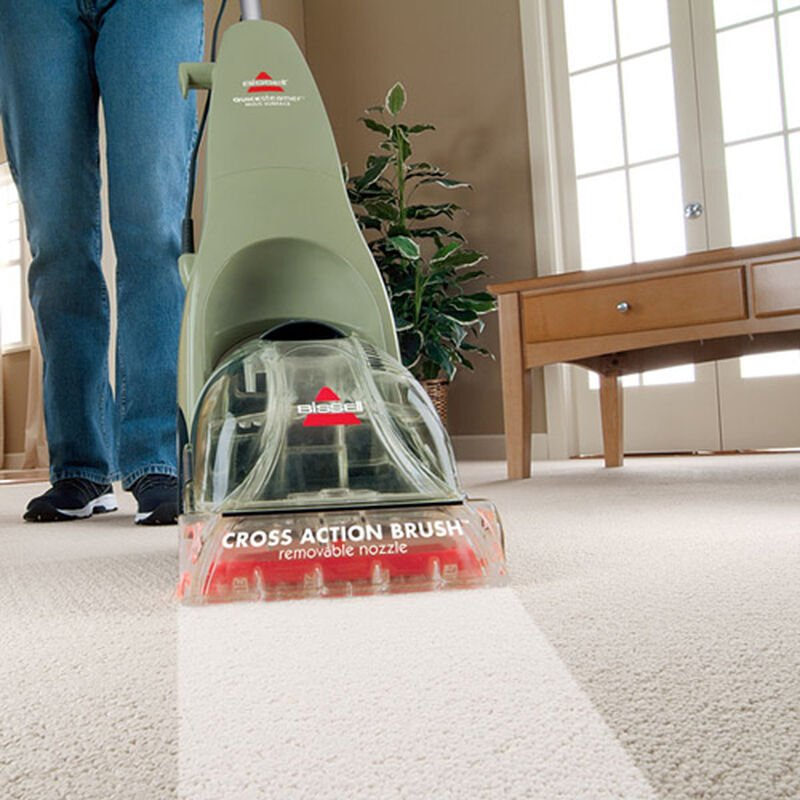 Quicksteamer Multisurface Carpet Cleaner 17701 Cleaning Path